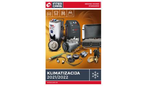 Novi IC katalog klima sustava 2021