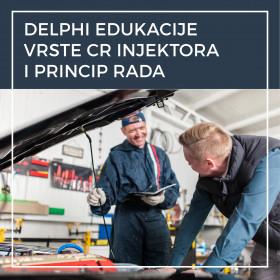 Delphi Technologies - CR Delphi injektori