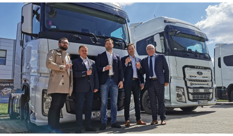 Intertransport nowym dealerem Ford Truck Polska!