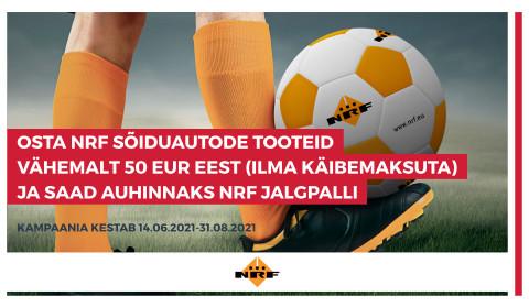 NRF jalgpall