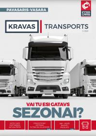 KRAVAS TRANSPORTS NR. 1 / 2021