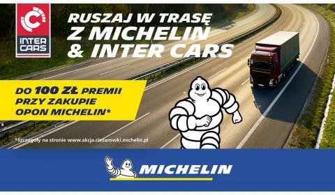 Ruszaj w trasę z Michelin i Inter Cars