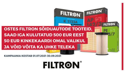 FILTRONi kampaania