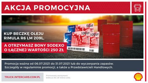 Zdobądź bony Sodexo o wartości 250 zł