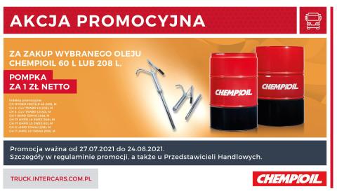 Nowa promocja Chempioil