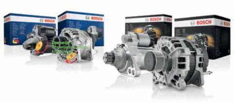Bosch produljuje jamstvo za startere i alternatore na tri godine