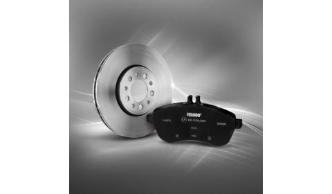 Stabdžių diskai ir trinkelės – vieno gamintojo pranašumas