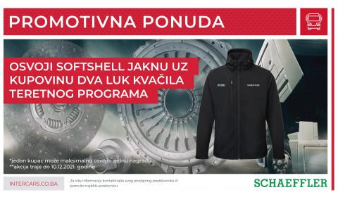 Kupovinom LUK kvačila teretnog programa do nagrade