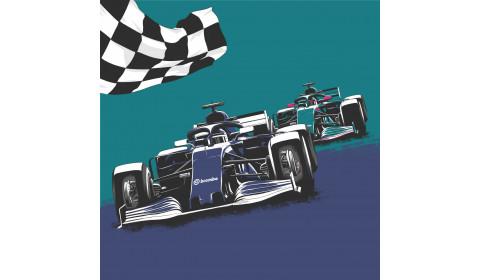 """Per Vengrijos """"Grand Prix"""" – daug darbo stabdžiams."""
