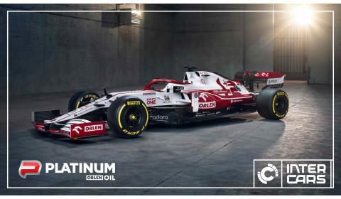 Alfa Romeo racing Orlen tim