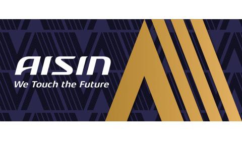 AISIN keičia savo išvaizdą
