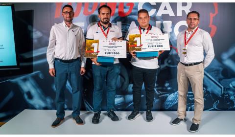 Young Car Mechanic 2021 – międzynarodowa rywalizacja zakończona