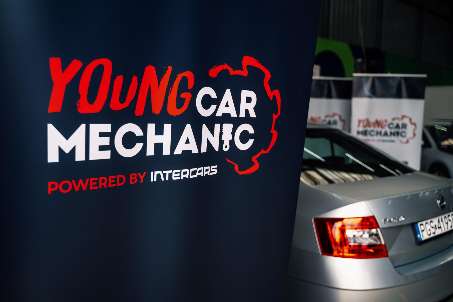 Jaunojo automechaniko renginys