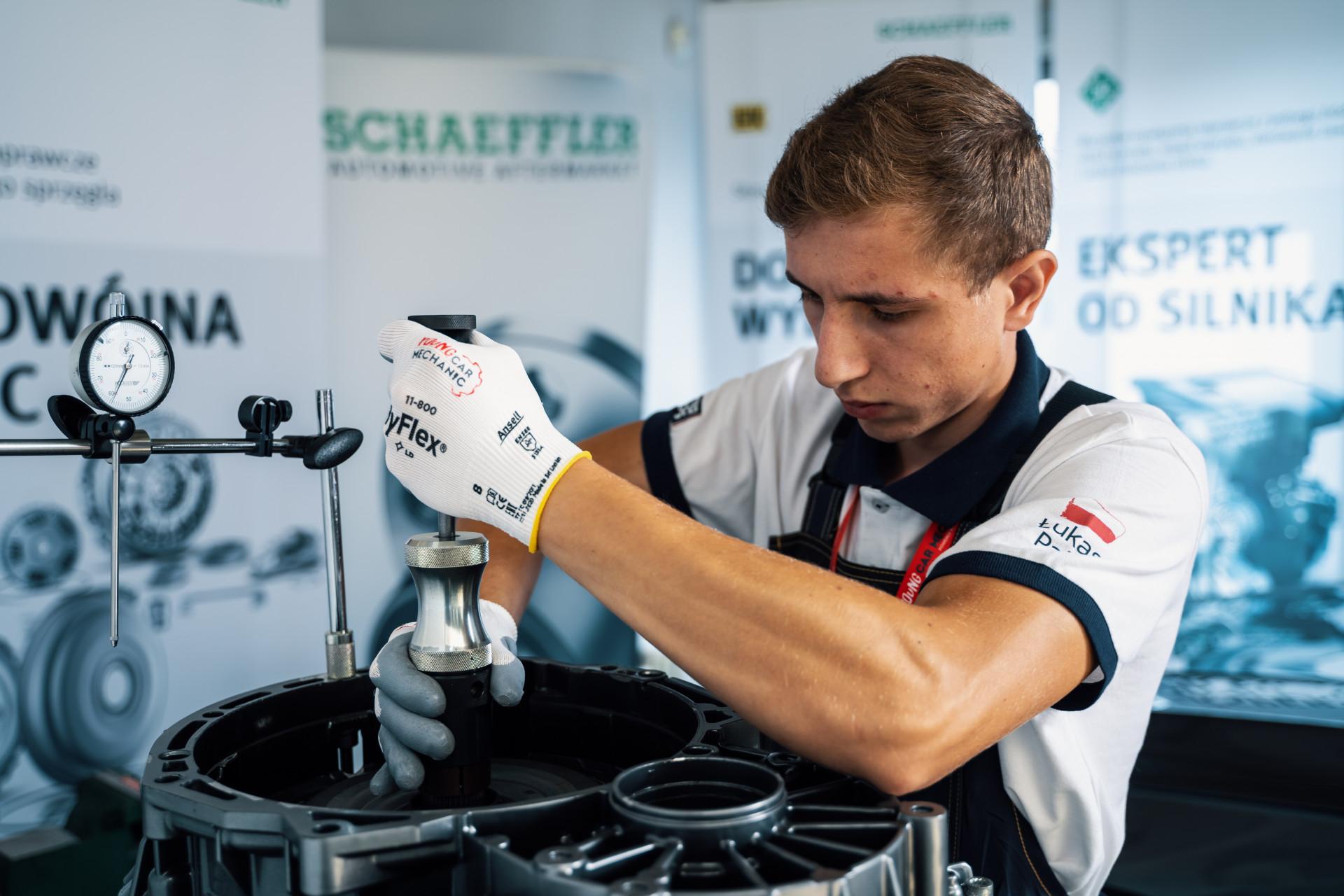Jaunojo mechaniko konkursas