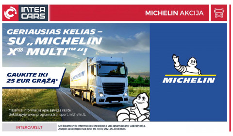 Michelin akcija