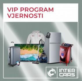 Postani dio VIP programa vjernosti u Inter Carsu!