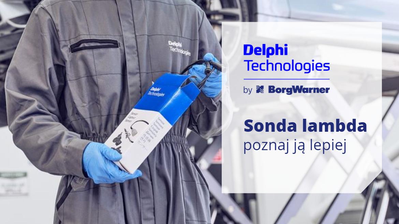 Sonda lambda - Delphi Technologies