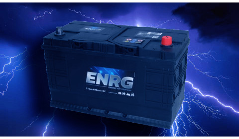 Akumuliatoriai ENRG  – aukščiausios kokybė prieinamomis kainomis