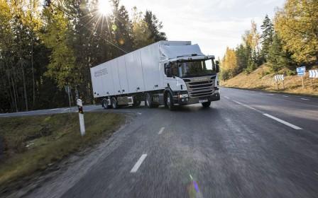 Rynek ciężarówek w maju