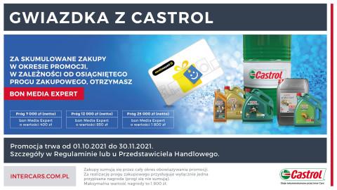 Gwiazdkowa promocja Castrol