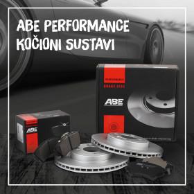 ABE PERFORMANCE - Novi brend u kočionim sustavima