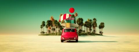 Sprawdź samochód przed urlopem